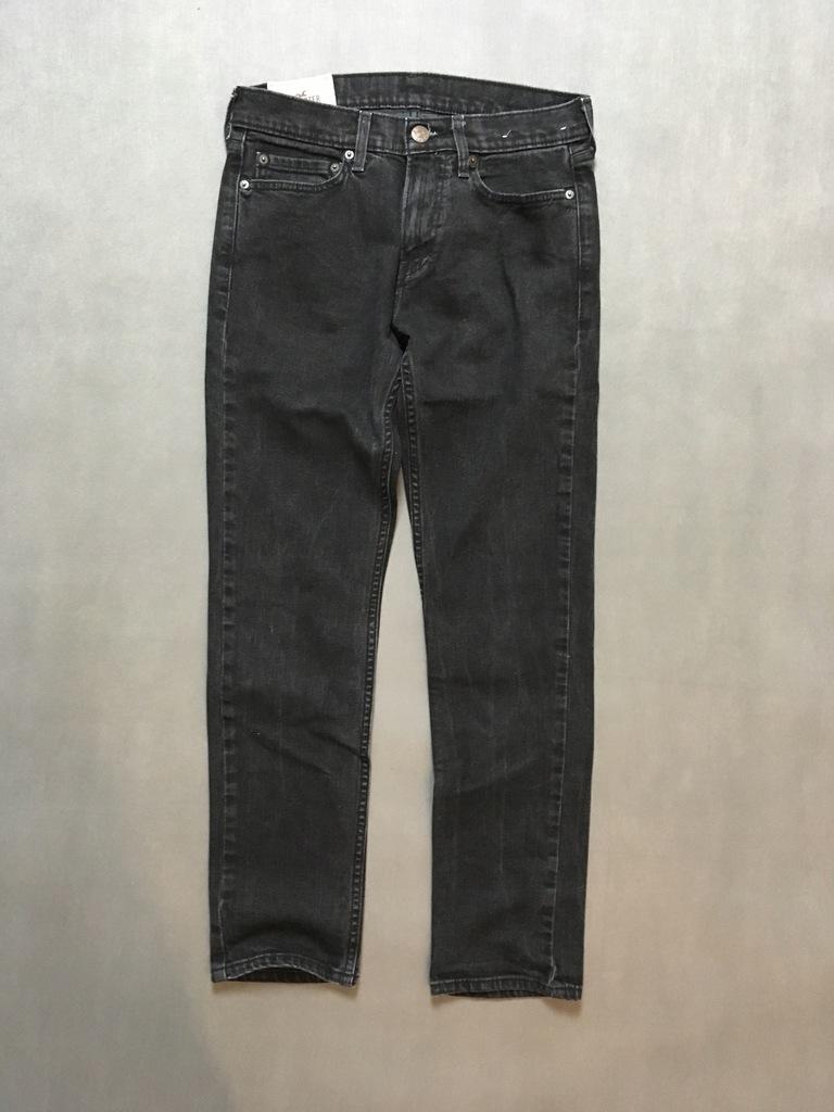 Hollister 28/30 Jeans spodnie jeansy