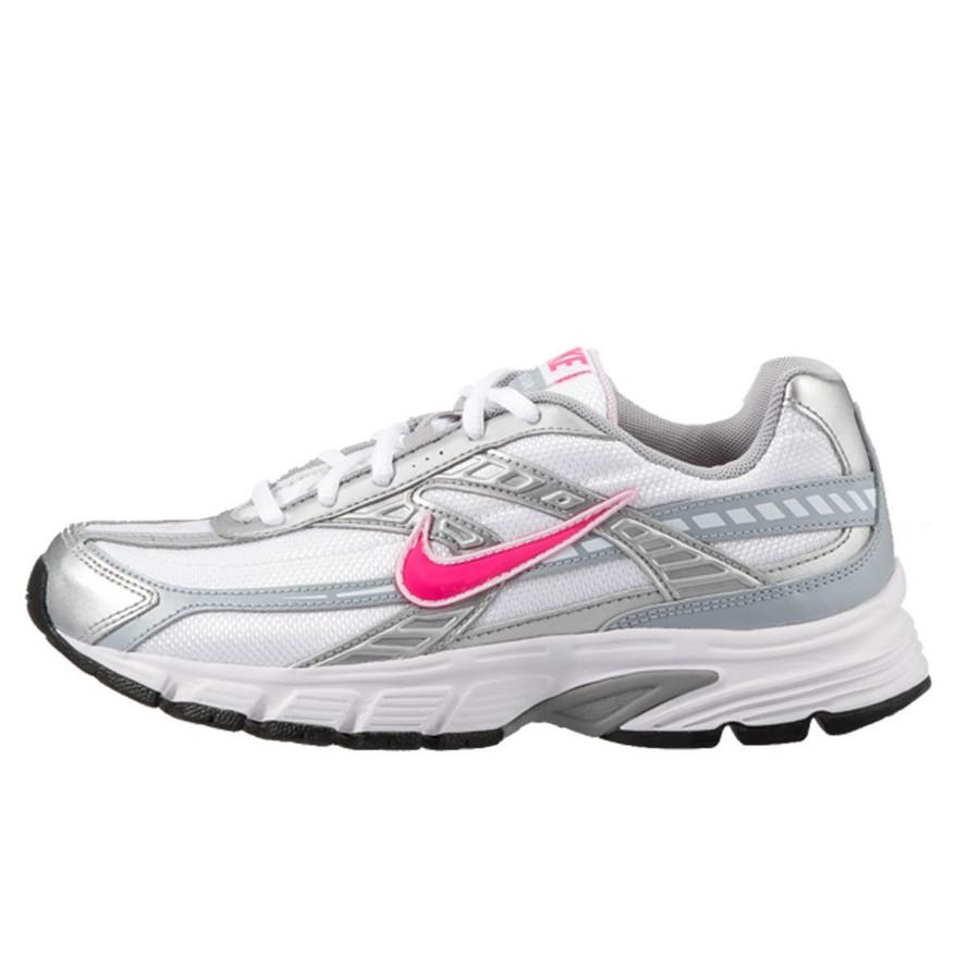 sneakersy męskie Nike Initiator NIKE srebrne Buty sportowe
