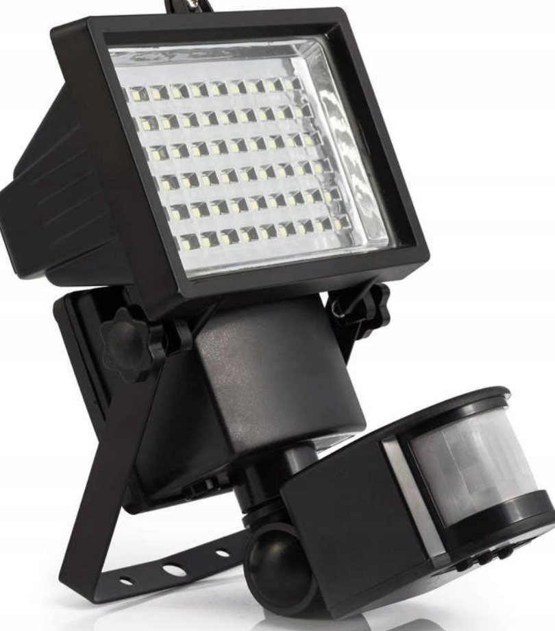 Halogen Lampa SOLARNA 60 LED całoroczna elewacyjna