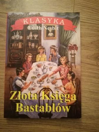 "Książka ""ZŁOTA KSIĘGA BASTABLÓW"""
