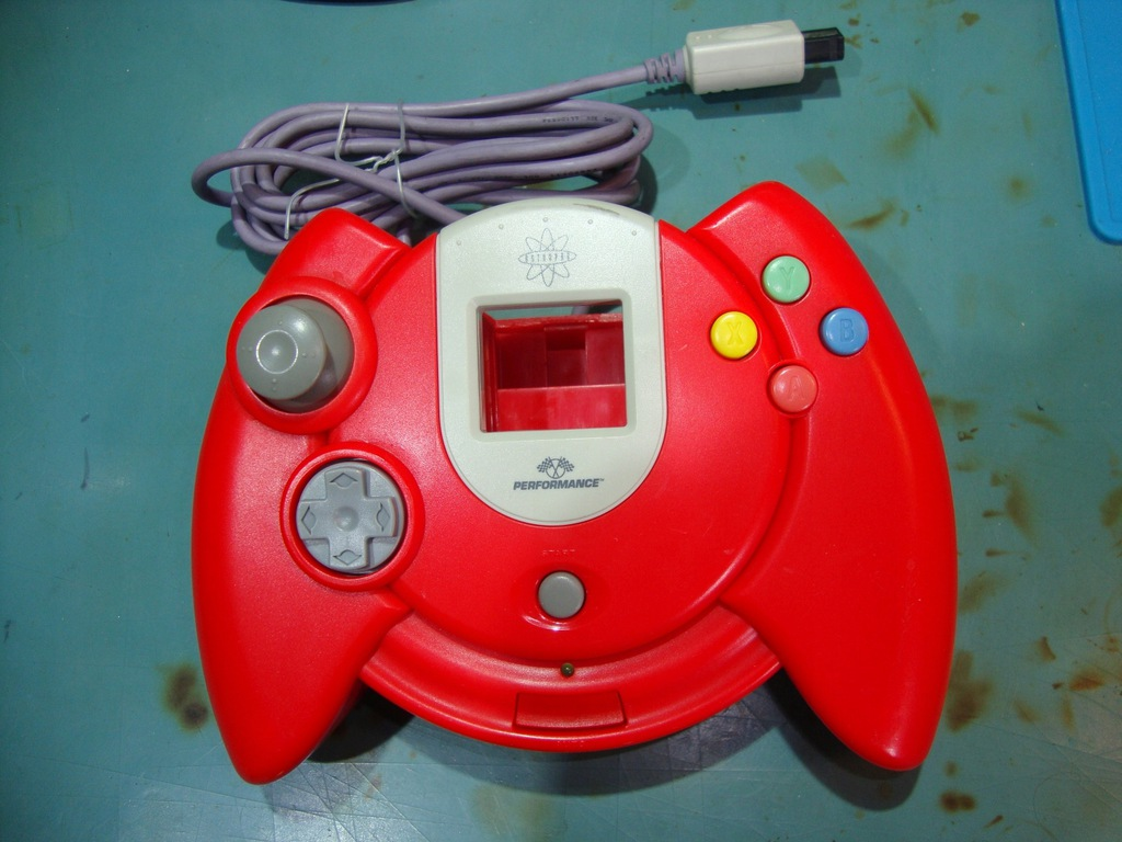 Analog Performance gamepad Sega Dreamcast