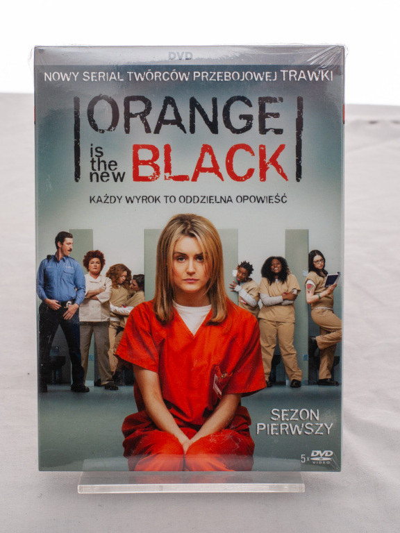 Orange Is The New Black Sezon 1 DVD