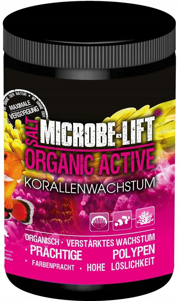 MICROBE-LIFT ORGANIC ACTIVE SALT 1KG