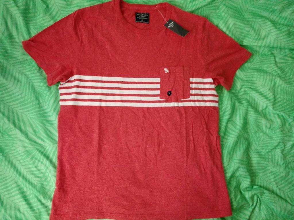 NOWA koszulka abercrombie&fitch L hollister cw