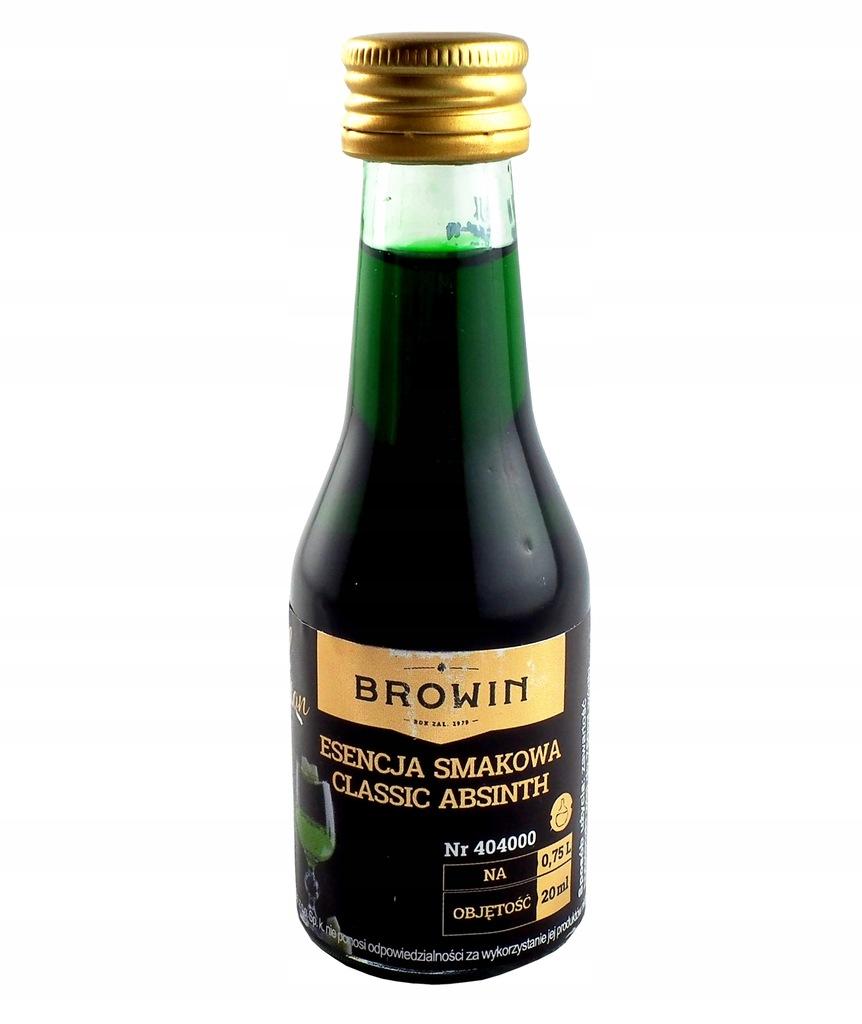 Zaprawka ABSINTH esencja browin ALKOHOL ABSYNT HIT