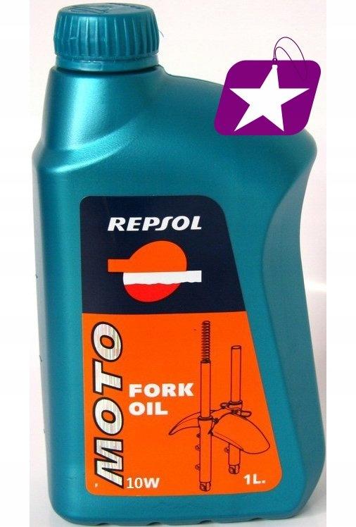 REPSOL FORK OIL 10W 1L OLEJ DO AMORTYZATORÓW