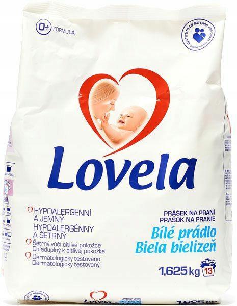 Lovela Proszek do Prania Biel 1,625kg