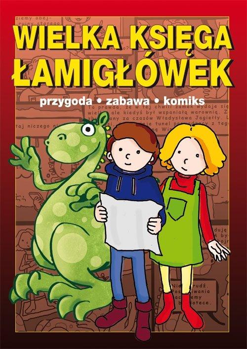 Wielka księga łamigłówek Guzowska Beata