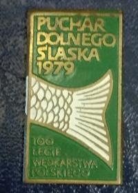 Odznaka Wędkarska PZW Puchar Dolnego Śląska 1979