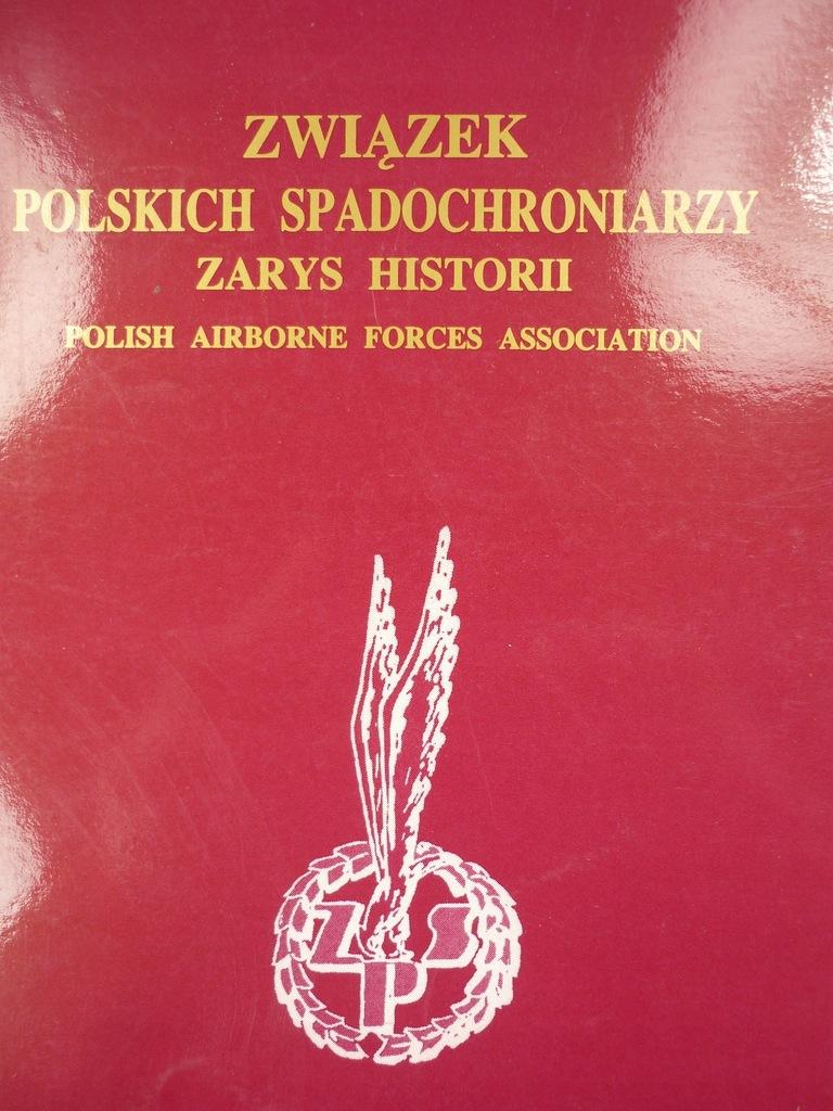 Związek Polskich Spadochroniarzy - ZPS - Londyn