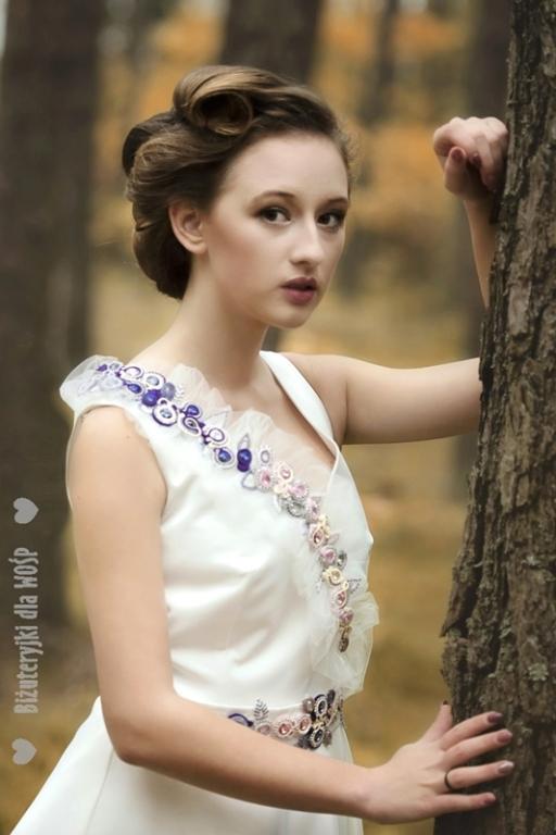 12 - FLORENCE - sukienka - Biżuteryjki