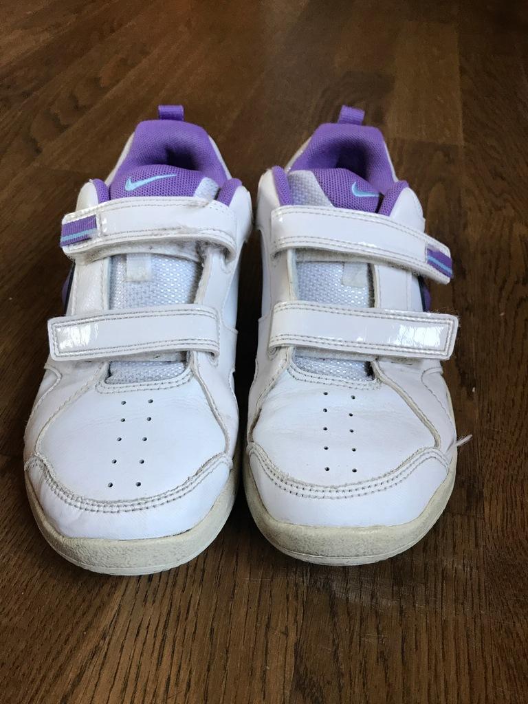 Buty sportowe adidasy marki NIKE dziewczynka r.33