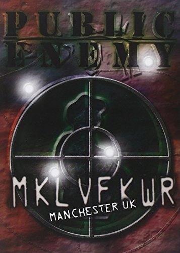 DVD Public Enemy Revolverlution Tour..