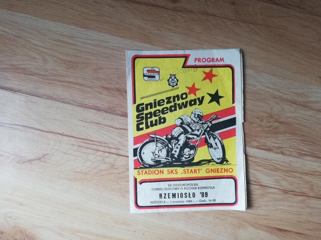 Puchar Rzemiosła, Gniezno 1989