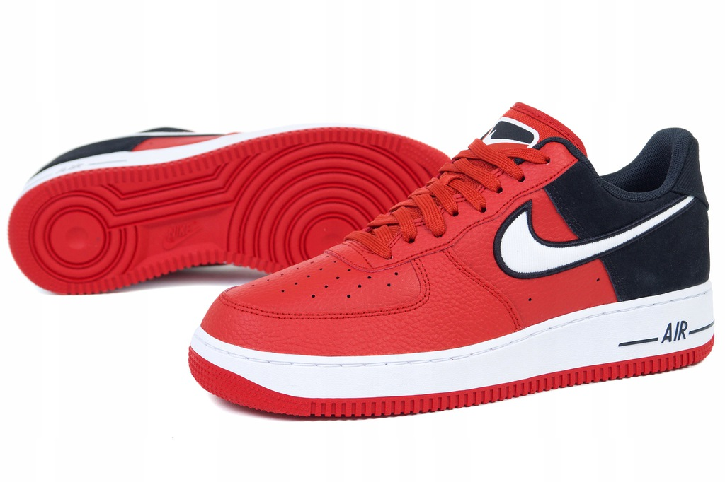 BUTY NIKE AIR FORCE 1 '07 LV8 1 AO2439 600 R. 44