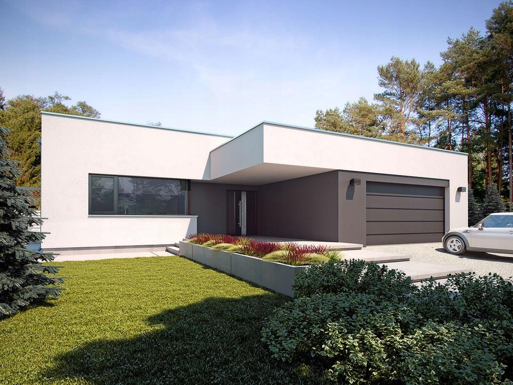 Projekt domu ATOS