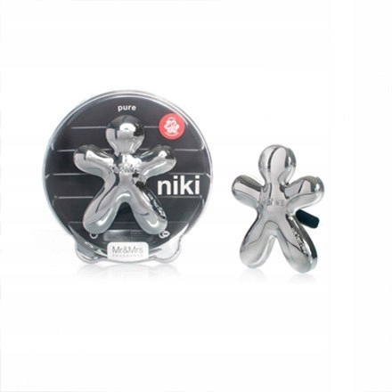 Mr&Mrs NIKI PURE Scent for Car, Citrus/Flower