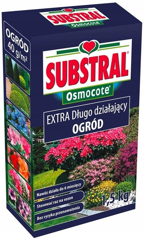Nawoz Osmocote Do Ogrodu Ogrod 1 5kg Substral 7834405796 Oficjalne Archiwum Allegro