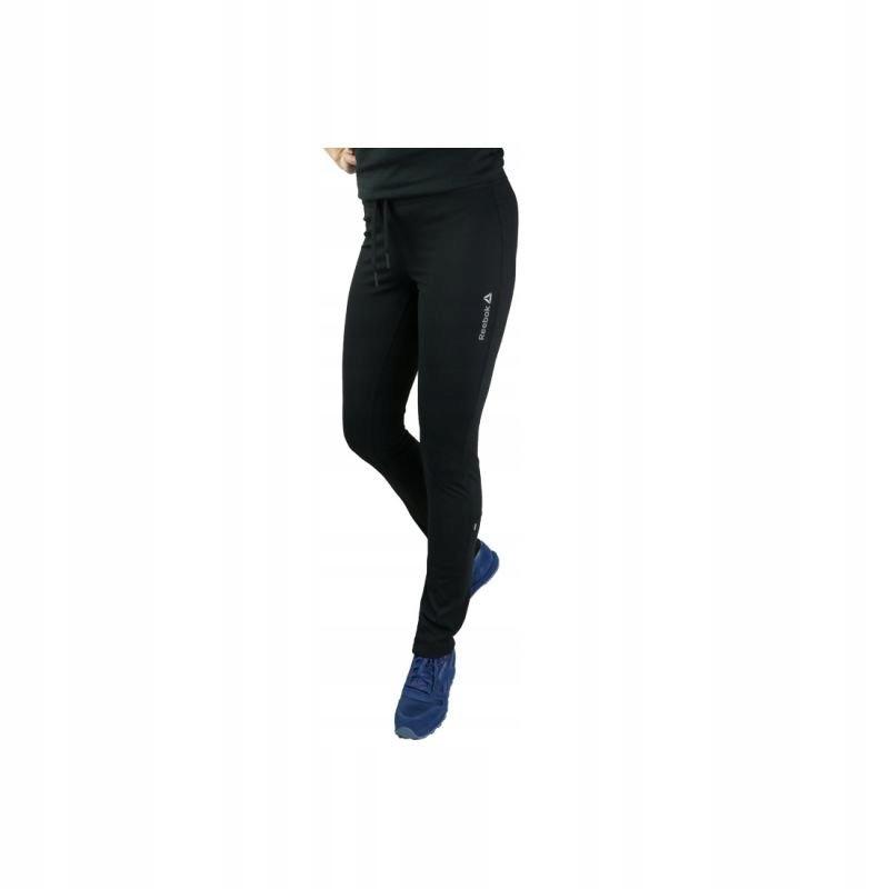 Spodnie Reebok Dt F Pant W Z92874 roz. XS - Czarny