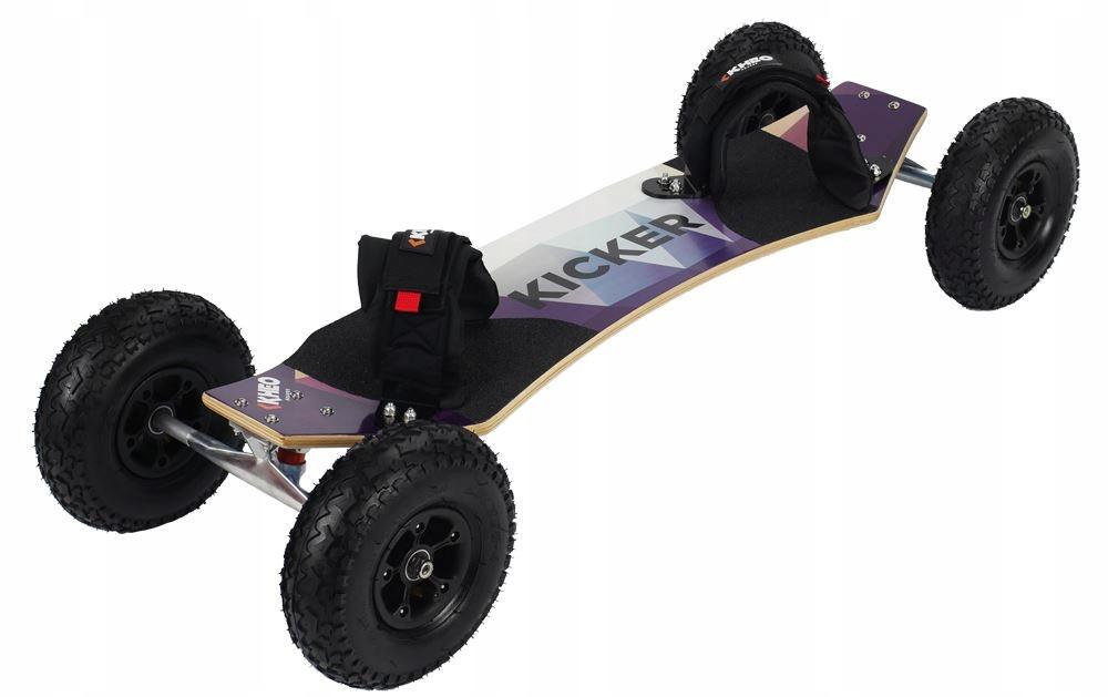 Deska Mountainboard KHEO Kicker V3 9 calowe koła