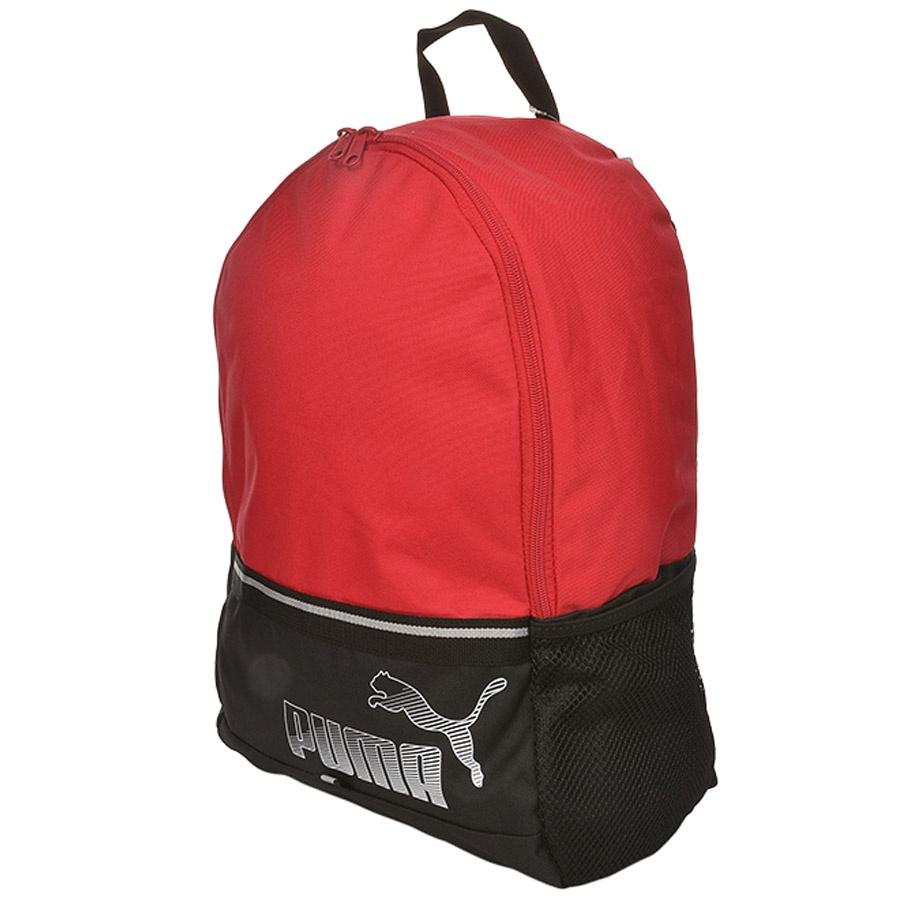 Plecak Puma Phase Backpack II 074413 07 czerwony