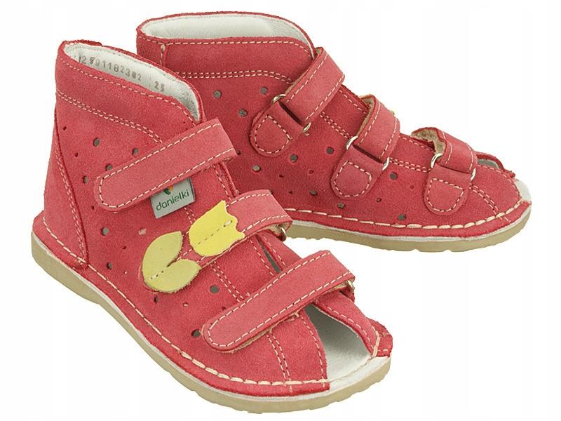 Buty profilaktyczne DANIELKI T125 mal r18