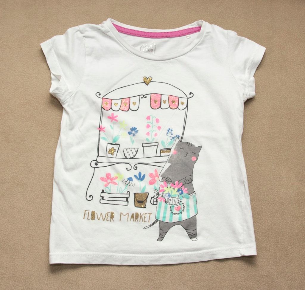 T-Shirt COOL CLUB - Rozmiar 92