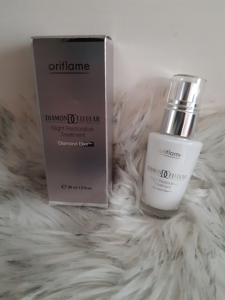 ORIFLAME Krem odżywczy na NOC Diamond Cellular