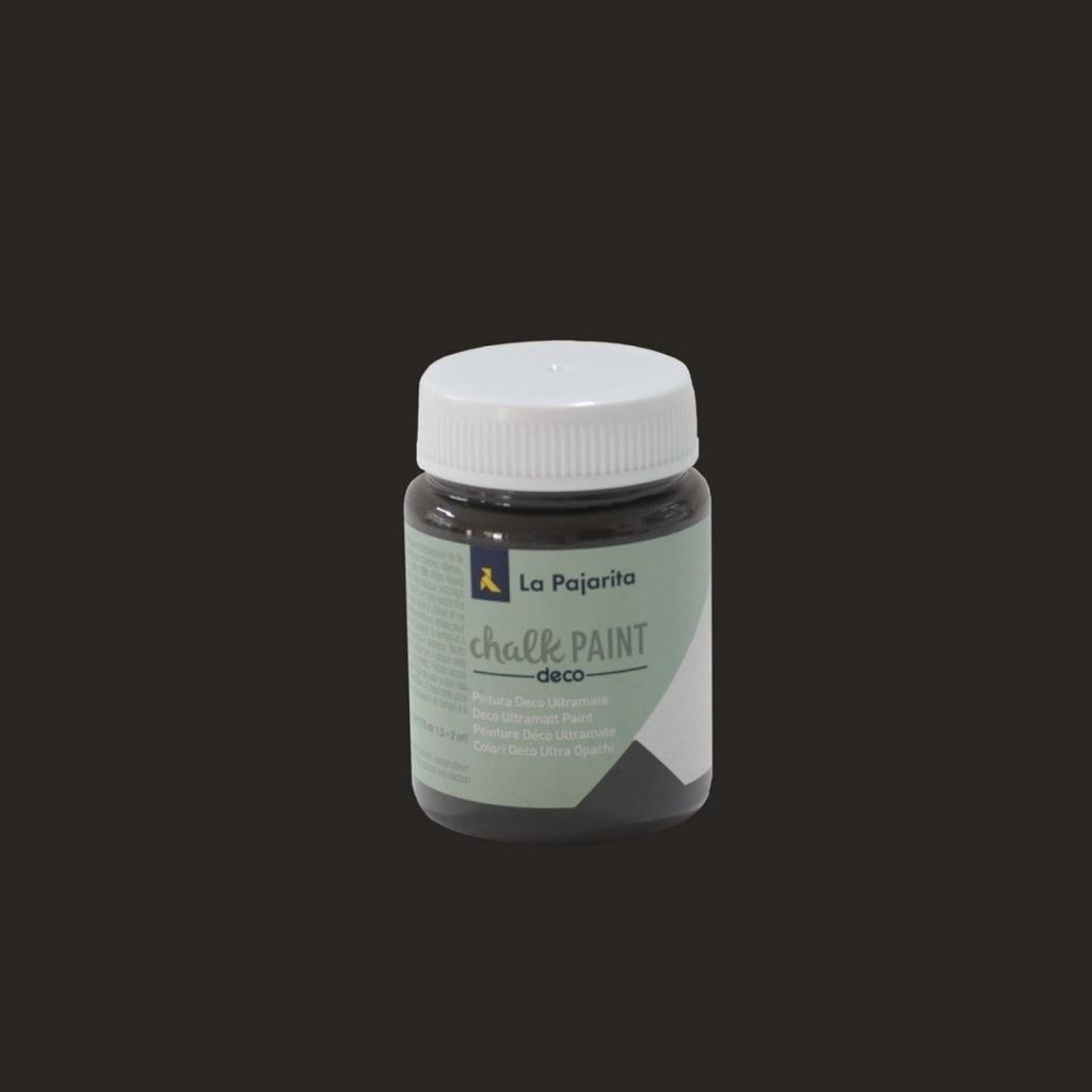 Farba Kredowa 75 ml Prawie Czerń