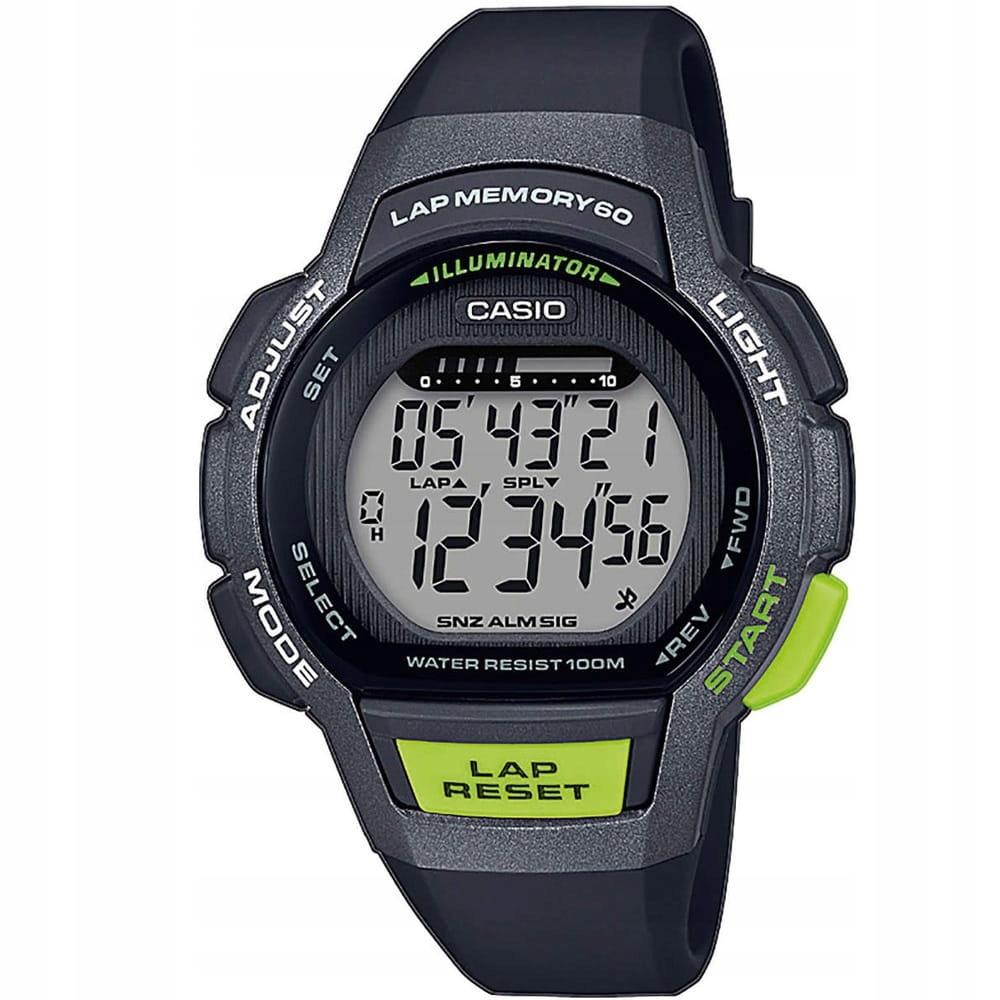 Zegarek damski Casio LWS-1000H-1A