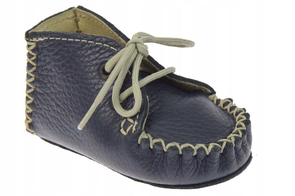 Buty niemowlęce niechodki JAŚ rozmiar 11,5