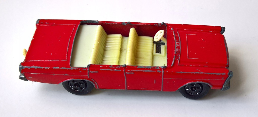 MATCHBOX-FORD GALAXIE