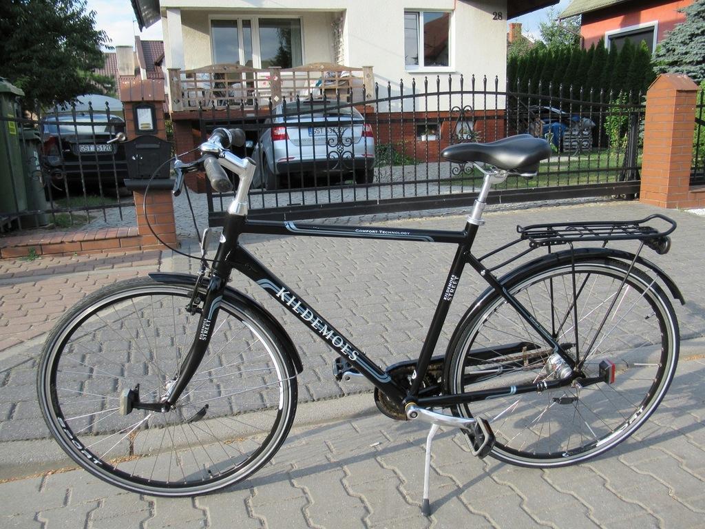 Rower męski Kildemoes Street Comfort Nexus 7