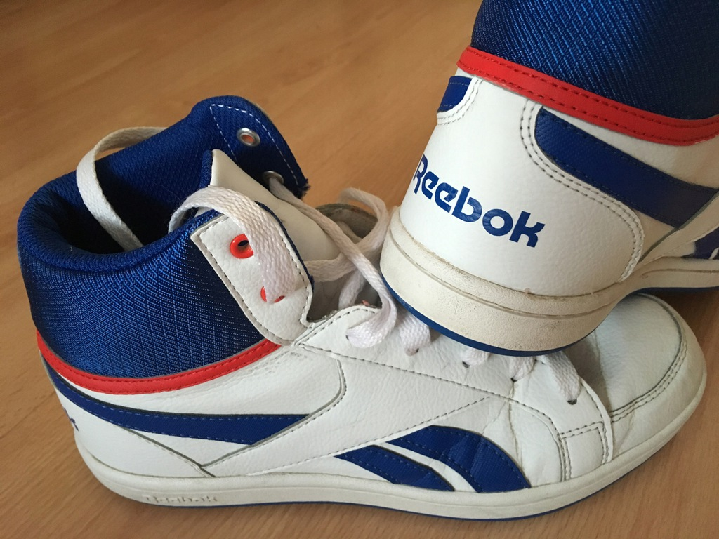 Buty chłopięce Reebok rozmiar 38,5 8027308485 oficjalne