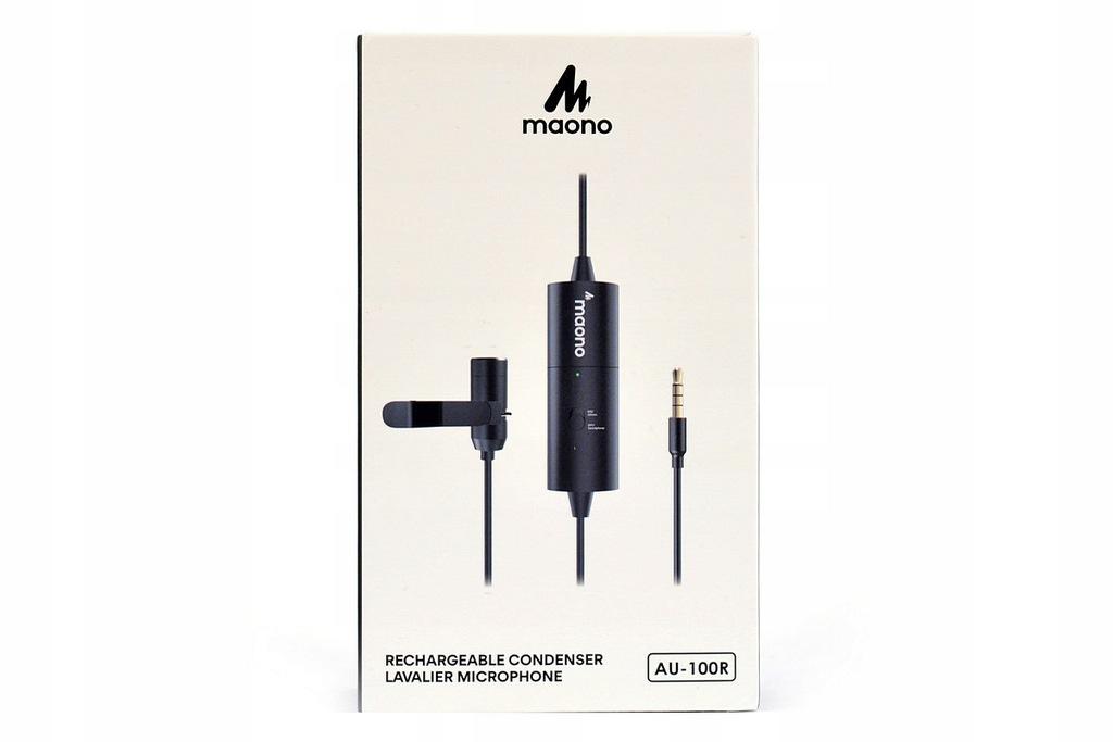 Outlet mikrofon Maono AU-100R