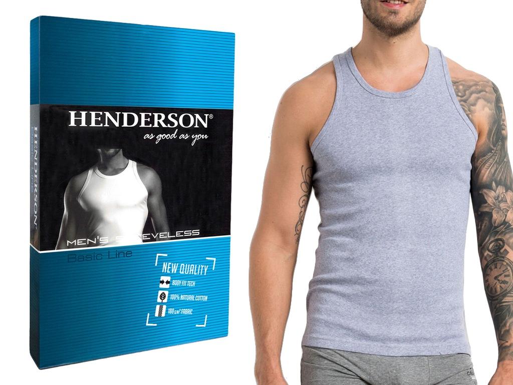 Podkoszulek K2 Henderson BASIC szary L