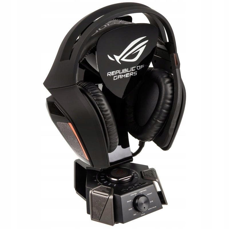 Zadbane Słuchawki Headset Asus ROG Centurion 7.1