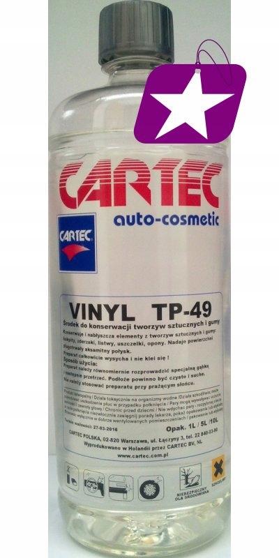 CARTEC VINYL TP-49 ELEMENTY ZEWNĘTRZNE 1L WAWR