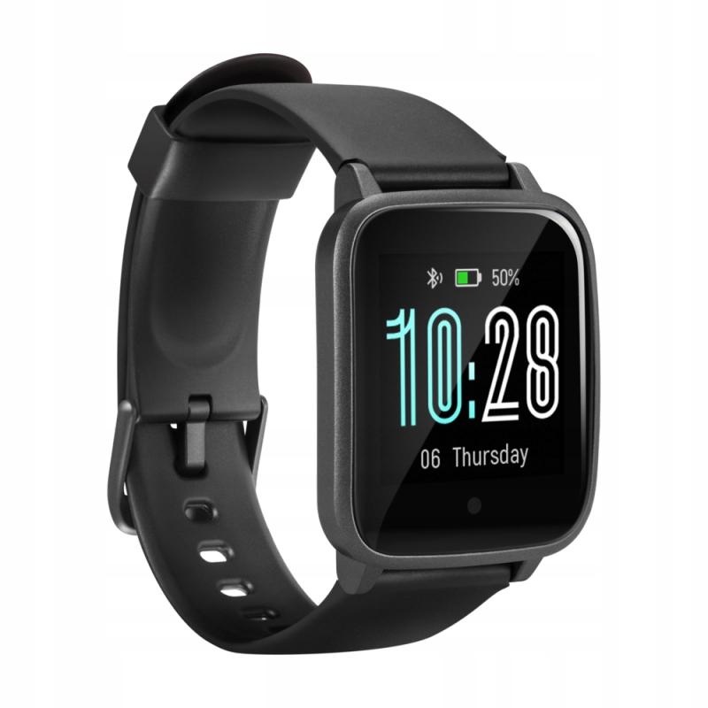 Acme Europe Smartwatch SW104 czarny