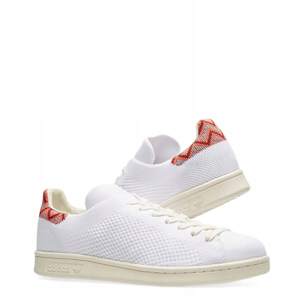 Sneakersy Adidas - Stan Smith Primeknit UK 5.0
