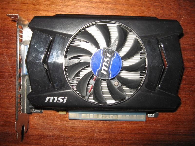 MSI GTX 750 Ti 2 GB GDDR5 - FULL BOX - OKAZJA!