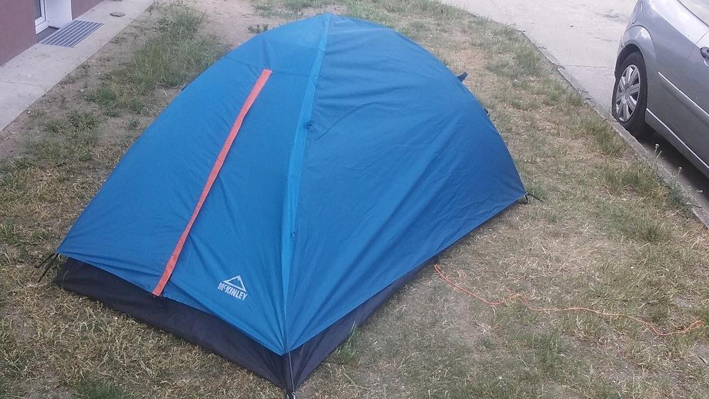 namiot turystyczny 1