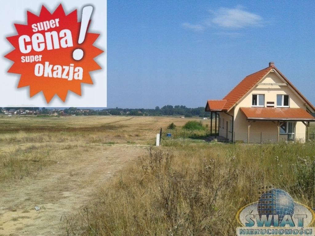 Działka na sprzedaż Mielno, koszaliński, 1000,00 m