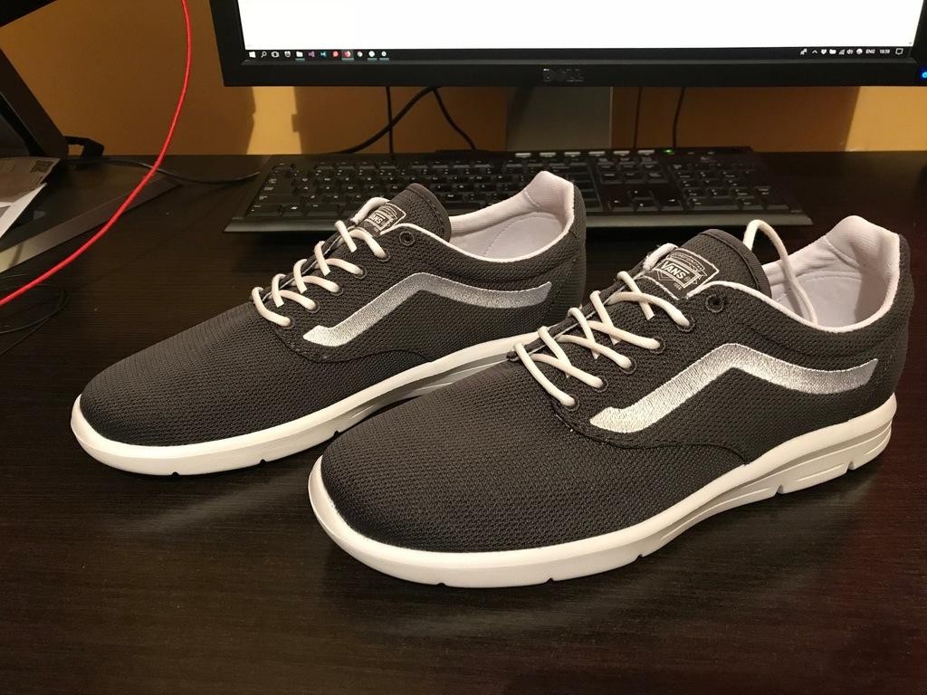 Sneakersy VANS Iso 1.5 VN0A2Z5SN6T (Mesh) Asphalt