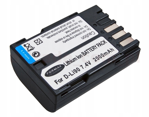Akumulator DLi90 D-Li90 PENTAX K-01 K-5 K-7 645D