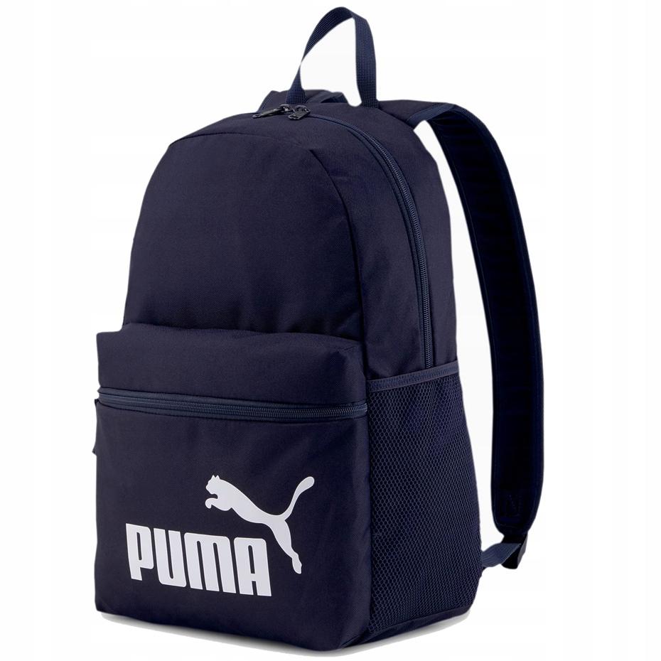 Plecak Puma Phase Backpack granatowy 075487 43