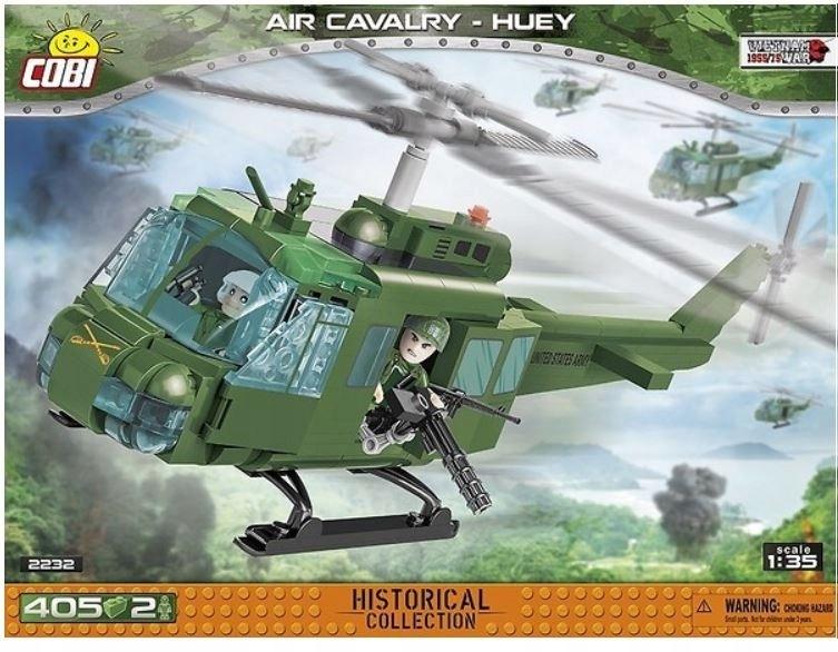 Cobi Klocki Klocki Air Cavalry - Huey