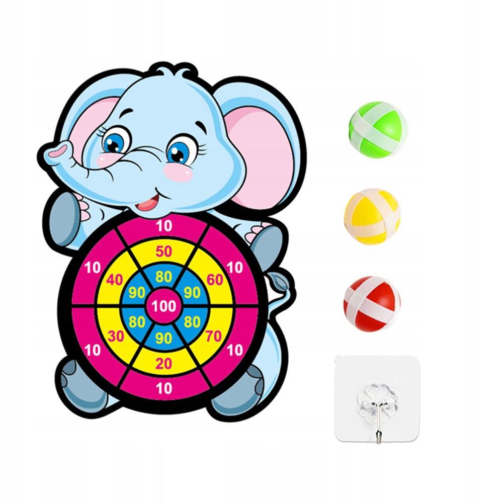 1 zestaw / 7 sztuk tablica do darta interaktywna