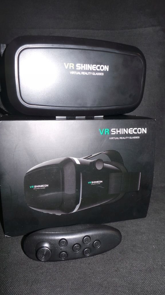 OKULARY VR SHINECON