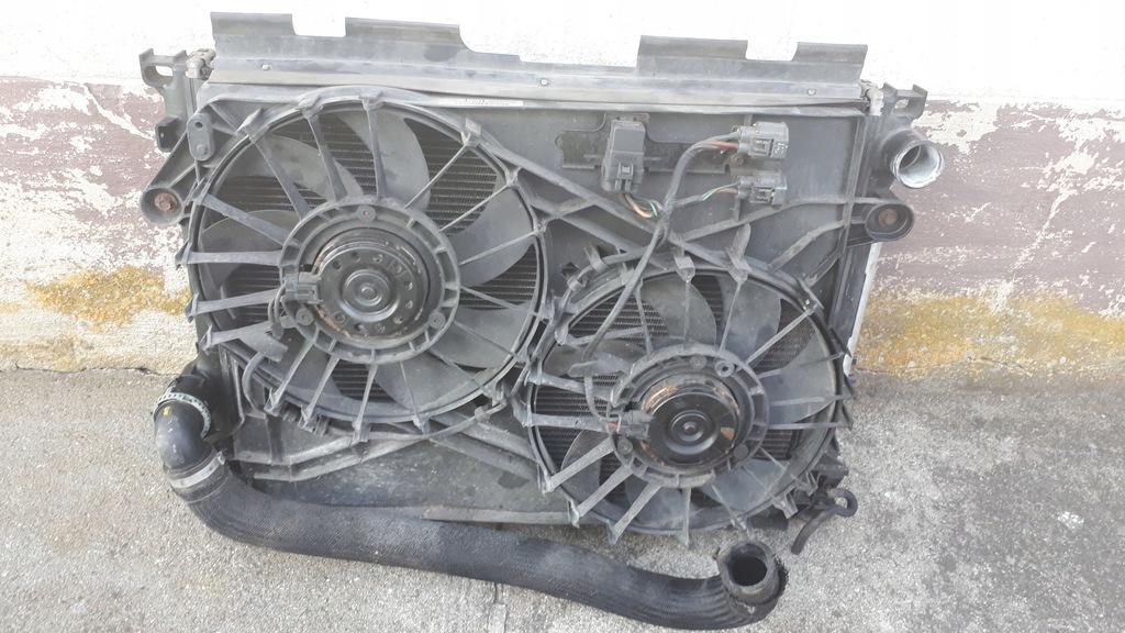 Wentylator Chłodnicy Klimatyzacji 300c 3,0 V6 CRD